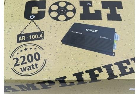 Новый бренд COLT-усилители с приятной ценой!