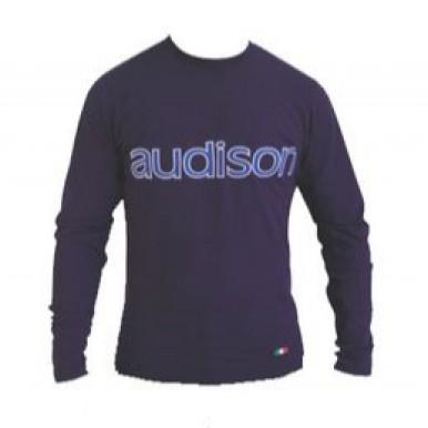 Audison Long Sleeve T-Shirt (XL) футболка с длинным рукавом