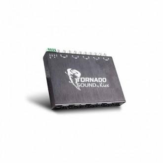 Кроссовер активный Kicx Tornado Sound X-1
